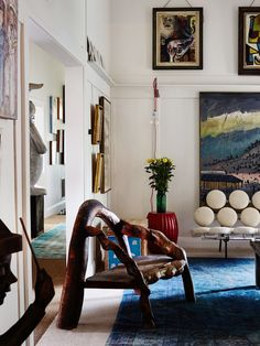 The Hepburn Springs home of David and Yuge Bromley. Photo – Sean Fennessy. Production – Lucy Feagins / The Design Files.