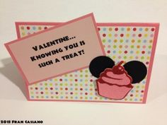 Practically Perfect DISNEY Crafting: Layered Valentine Card » WDW Radio - Your Walt Disney World Information Station by Lou Mongello