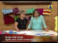 Blusa e Colar by Vitoria Quintal