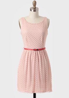 $45 at Shop Ruche; pink with polka dots and a V back