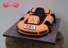 Joel's Go Kart - Cake by The Custom Cakery