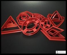 3d Printing, Polymer Clay, Custom Design, Jewelry Making, Tools, Printed, Awesome, How To Make, Instagram