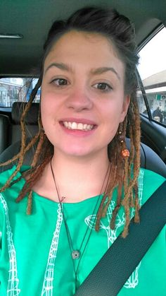 Now i finally have my Dreadlocks - Done by Mofire Dreadz #dreadlocks #dreads