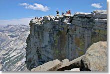 index of yosemite trails/hikes!