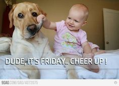 It's Friday!!! Cheer up!  Hope everyone has a fun and safe weekend!  Cheers!  #MinhasCraftBrewery