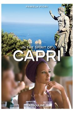 Capri coffee table book. Most beautiful place in the world. Need this book.@Bonnie Adams