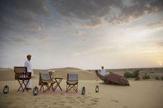 imagen 10 de The Serai, un oasis en el desierto de Rajastán.