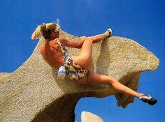 Isabelle Patissier bouldering in Sardinia | 2020-11-18