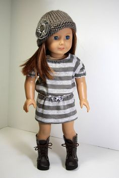 Hey, I found this really awesome Etsy listing at https://www.etsy.com/listing/185699006/american-girl-doll-clothes-dress-chain