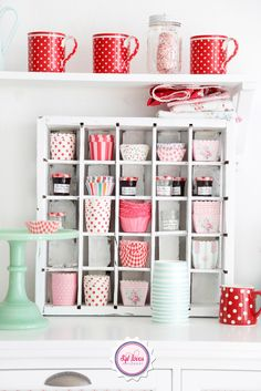 Keramikkrug als Dekoelement. #dekoration #küche #aufbewahrung ...