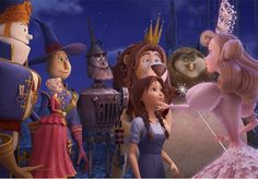 Legends of Oz: Dorothy's Return, Starring Lea Michele, Megan Hilty, Bernadette Peters & More, to Hit Theaters in Early 2014 Megan Hilty, Oz Movie, Victor Fleming, Dorothy Gale, Bernadette Peters, Rachel Berry, Yellow Brick Road, Visa Gift Card, Wicked Witch