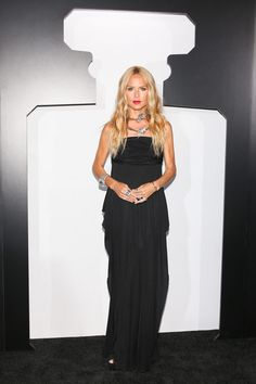 Rachel Zoe looking so glam at the Chanel It-Girls dinner in Los Angeles.