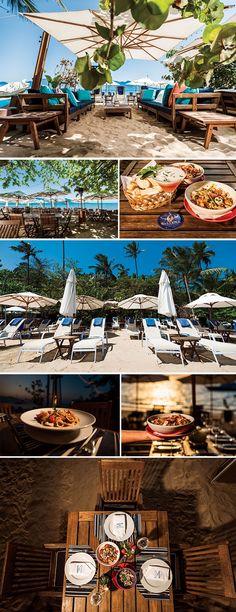 Localizado na praia de Siriuba, ao norte de Ilhabela, o Ballena Beach Bar é uma mistura de beach club, bar e restaurante. Confira a dica no Gallerist Blog.