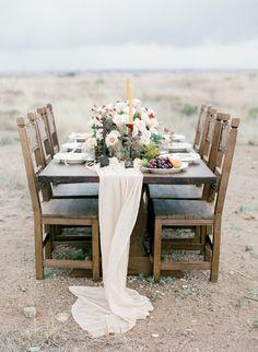 Desert Rose Wedding Inspiration in Marfa, TX