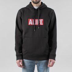 Alife Basic Stuck Up Pullover Hoody - Black