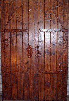 Another cool door.