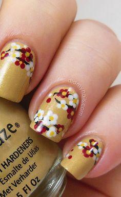 Instagram photo by kim oak topolnitsky via ink361 nails cherry blossom nail art prinsesfo Images