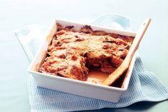 Kijk wat een lekker recept ik heb gevonden op Allerhande! Ovenschotel aubergine