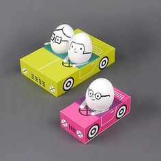 Beep beep! Where are you eggsploring today? We have little cars for your eggs! Download the template under Easter on Mr P.