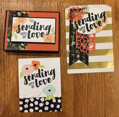 Snippets and Pretties Lots of Love by Stampin' Up!