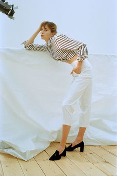 Marie Claire Turkey July 2017 Julia Oliynuk and Eleni Floros by Kerem yilmaz - Fashion Editorials