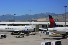 Salt Lake City Airport Review: SLC a great place to connect, relax and admire the beautiful scenery  www.traveladept.com