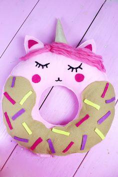 Diy Donut Decke Ohne Nhen Tumblr Zimmer Deko Selber Machen Diy Pinterest  Donuts Diys And Craft