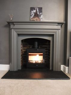 HETAS Wood Burner Installation Guildford, Surrey - Fire Bug Wood Burning Installation