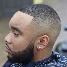 short hairstyles for black men 8