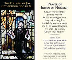 Richard Rohr - The Way of 'Kneeling'--Julian of Norwich