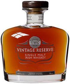 Whisky tasting notes: Teeling 21 year old Vintage Reserve. Whiskey Brands, Cigars And Whiskey, Scotch Whiskey, Bourbon Whiskey, Tequila, Vodka, Rum Bottle, Liquor Bottles, Wine Drinks