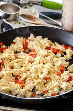 Making Tofu Scramble by Yack_Attack, via Flickr