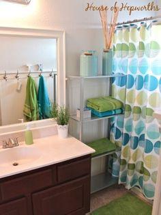 1000+ ideas about Teal Bathrooms on Pinterest | Teal bathroom ...