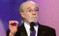 Think of how stupid the average person is, and realize that half of them are stupider than that.     George Carlin