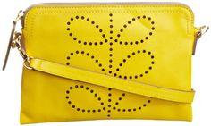 Orla Kiely Punched Dot Detail Leather Poppy 13SBSPK085-7302-00 Cross Body,Canary,One Size Orla Kiely,http://www.amazon.com/dp/B009S2DT86/ref=cm_sw_r_pi_dp_bXEusb11CFEYAT6F
