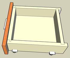 Cassetti sotto il letto