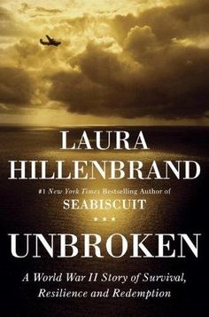 Unbroken: A WWII Story of Survival, Resilience, and Redemption by Laura Hillenbrand - Book Review