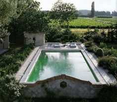 Francine Gardner - Art de Vivre: Swimming pools...La piscine