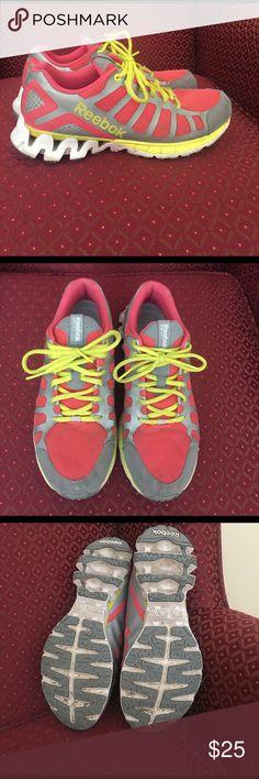 Reebok zigtech shoes Size 7.5 reebok zig tech shoes. Reebok Shoes Athletic Shoes