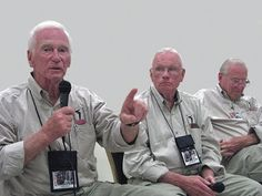 Neil Armstrong /Jim Lovell and Gene Cernan. Relive! with them, the Moon. Ryan Malham TV 2011, Part.1 - YouTube
