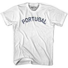 Portugal City Vintage T-shirt