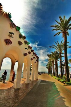 Nerja Spain, Andalucia Spain, Portugal, Puerto Banus, Dupont, Quelques Photos, Spain Travel, Places To See, The Good Place