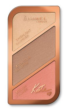 Top 10 Budget Friendly Beauty Products Right Now: #5 Rimmel London Kate Sculpting Kit only $7 for all you Contour Queen.