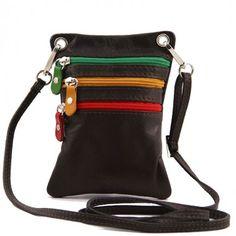 9146659c79 TL Bag - Soft Leather Mini Cross Bag www.ciaobella.net.nz Leather