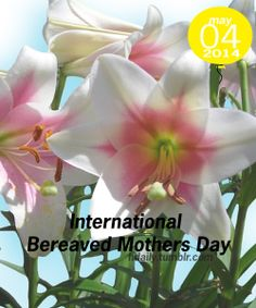 International Bereaved Mothers Day!