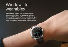 Microsoft smartwatch concept puts Cortana front and center - Neowin