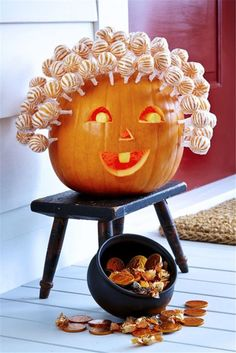 40 Creative Halloween Pumpkin Carving Ideas For Your Inspiration - Page 32 of 40 - Chic Hostess