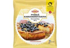 Pyöreä Kauramurotaikina Snack Recipes, Snacks, Oatmeal, Chips, Breakfast, Food, Snack Mix Recipes, Breakfast Cafe, Appetizer Recipes