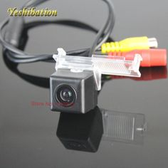 Dasaita CCD Universal Waterproof Car Rear View Camera Butterfly Reverse Camera Kit Night Vision Parking Kit Sensor