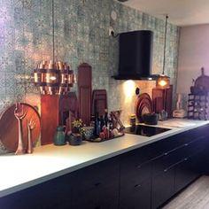 köksinspiration litet kök - Sök på Google